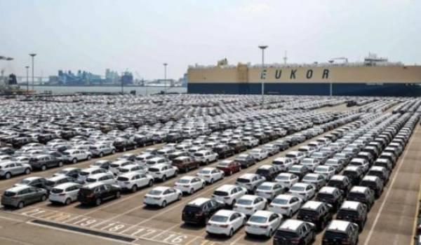L'autorisation de l'importation de véhicule de moins de 3 ans est en étude.