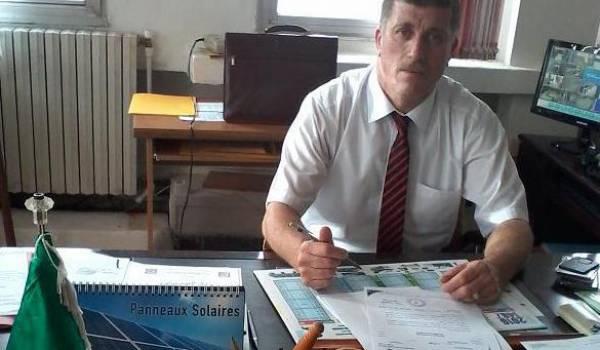Le directeur de la CNAS, Ait El Hocine Mourad