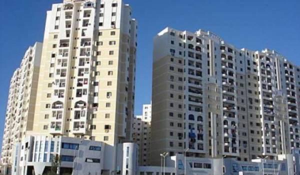 Des logements AADL à El Achour.
