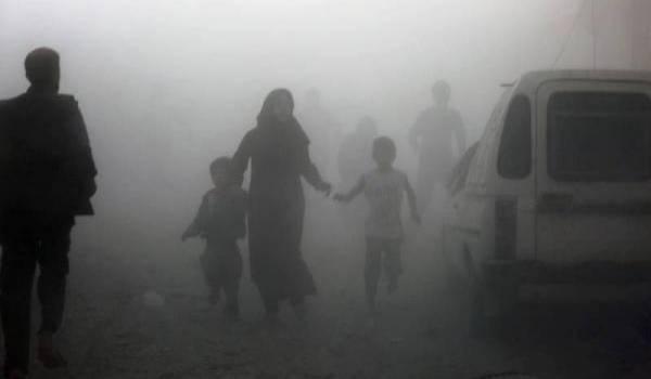 Le peuple d'Alep meure sous les bombes, de faim et du manque de médicaments.