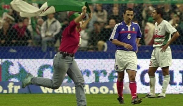 France-Algérie : la fête footballistique gâché en octobre 2001 est dans les mémoires.