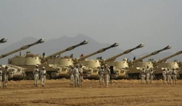 L'Arabie saoudite grosse importatrice d'armes qu'elle utilise ici au Yémen.