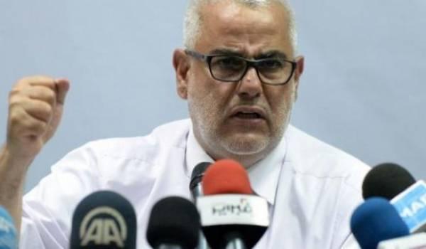 Abdellah Benkirane.