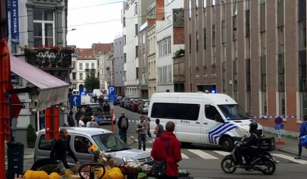 Bruxelles secouée par une affaire de prise d'otages.