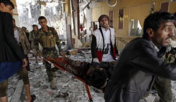 Carnage au Yémen : plus de 140 personnes tuées par un raid aérien