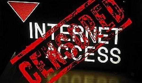 Le chef de l'Etat a déclaré  sa volonté de censurer la presse électronique