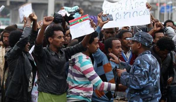 L'Ethiopie plongée dans un cycle de manifestations contre le pouvoir