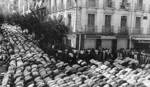 L'Algérie dans les années 1990. Ici l'ex-Fis règne sur Belcourt.