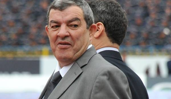 Mohand Cherif Hannachi.