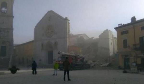 Nouveau tremblement de terre ressenti à Rome.