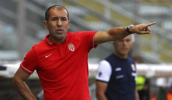 Leonardo Jardim,entraîneur de l'AS Monaco.