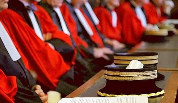 """Les """"outrances"""" de François Hollande dénoncées par plus hauts magistrats"""