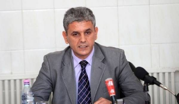 Mohcine Belabbas, président du RCD