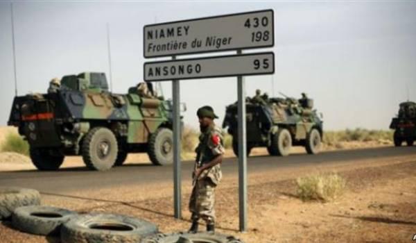 L'armée nigérienne en opération.