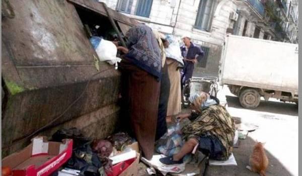 En Algérie, on ne possède pas d'indicateurs précis sur la pauvreté.
