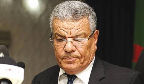 Amar Saadani démissionne