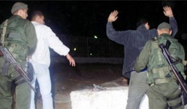 Des gendarmes en opération.