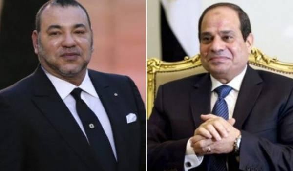 Le courant ne passe plus entre Mohamed VI et le généralissime Al Sissi.