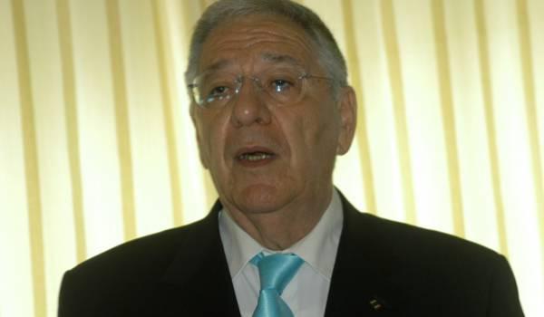 Djamel Ould Abbès.