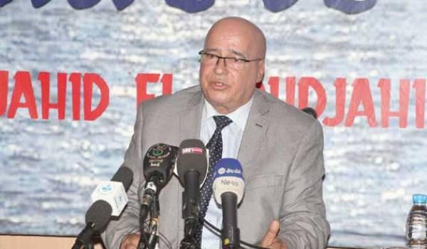 Ahcène Grairia, PDG de l'ENMTV.