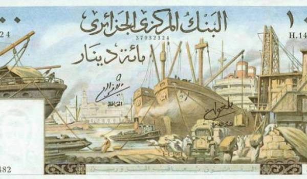 Le dinar algérien a perdu de sa valeur au fil de la montée du cours du pétrole.