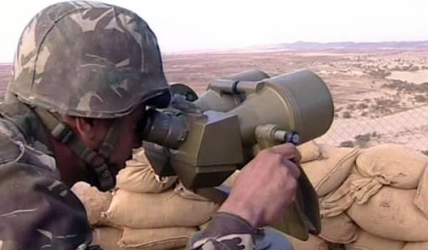 La surveillance des frontières avec le Maroc a permis de mettre hors d'état de nuire un important trafic de kif.