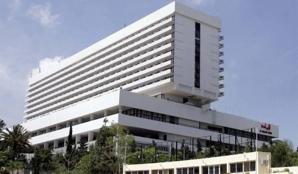 L'Etablissement hotelier El Aurassi.
