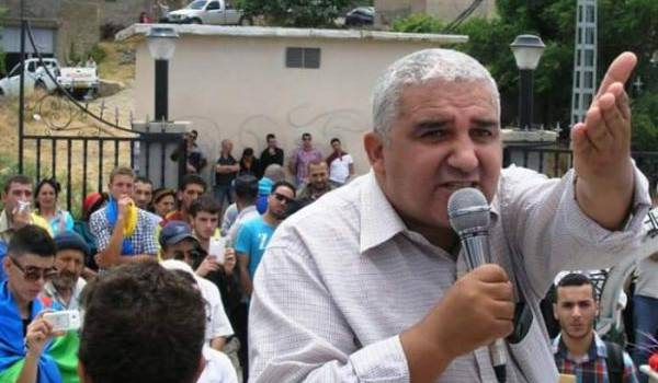 Bouaziz Ait Chebib, désormais ex-président du MAK