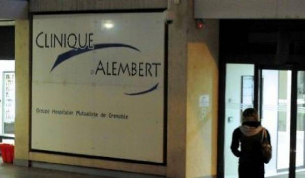 Clinique mutualiste d'Alembert de Grenoble