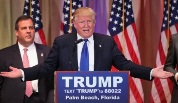 USA/présidentielle : Donald Trump en passe de devenir le prochain président