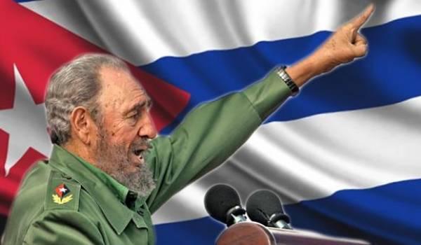 """Fidel Casrto : """"Hasta la victoria, siempre"""""""