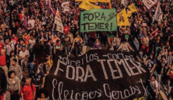 Le temps de la contestation est à l'ordre du jour dans plusieurs pays d'Amérique du sud.