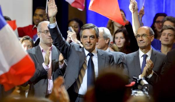 François Fillon est le candidat de la droite à la présidentielle. Crédit Photo : François Navarro.