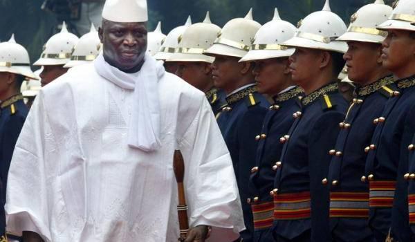 L'autocrate Yahya Jammeh briguera un 5e mandat.