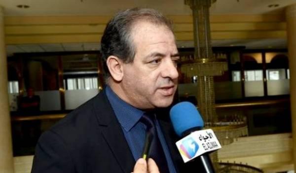 Ould Ali Lhadi, ministre de la Jeunesse et des Sports.