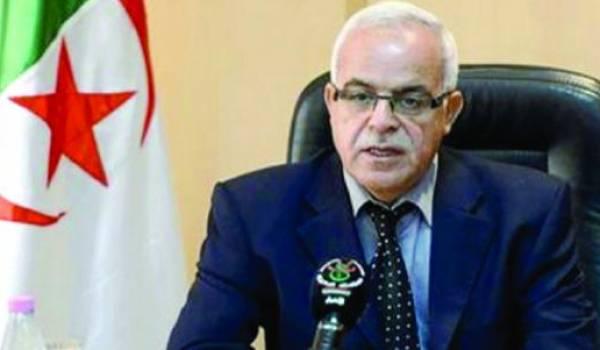 Hamid Grine, ministre de la Communication entend faire le ménage dans la presse en ligne.