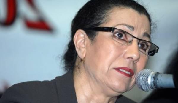 Louisa Hanoune : Le FLN est mort en 1962 et Ould Abbès est devenu fou !