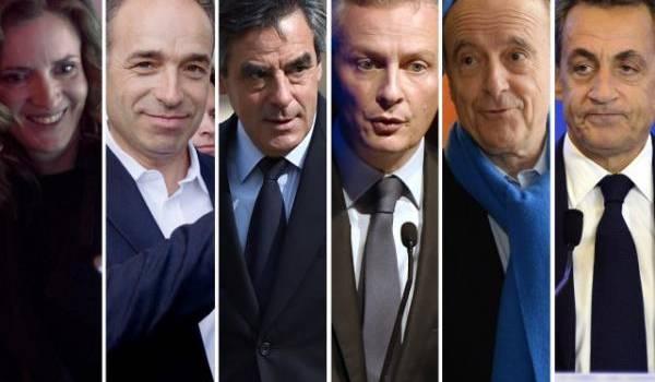 Les nôtres se passent de l'avis du peuple puisqu'ils ne sont ni François Fillon, ni Alain Juppé ni Nicolas Sarkozy...