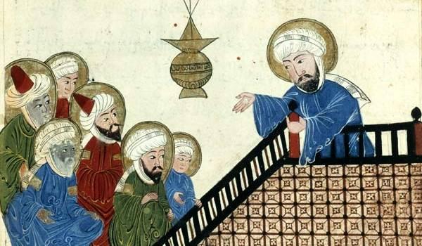 Jamais le Prophète n'a interdit qu'on puisse le regarder physiquement ou qu'on le représente graphiquement, de son vivant ou après sa mort.