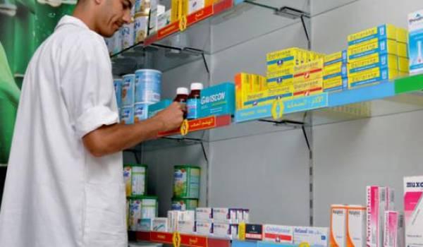 Facture d'importation de médicaments : une hausse de 8%