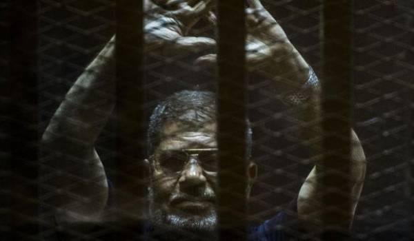 Mohamed Morsi, élu puis destitué par l'Armée. Photo AFP