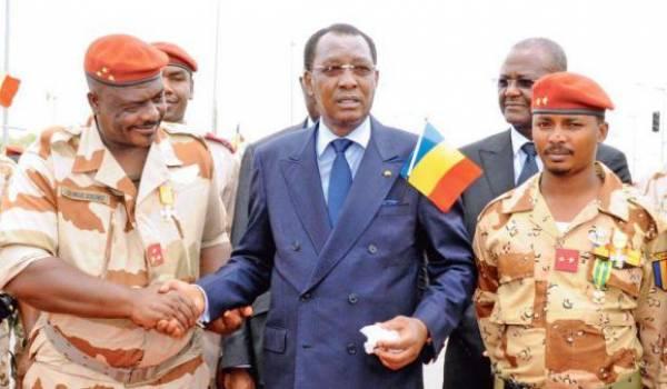 Le président Déby ne tolère pas l'opposition.