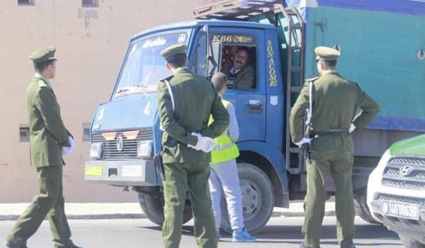 Les poids lourds sont la cause principale des plus importants accidents de la route.