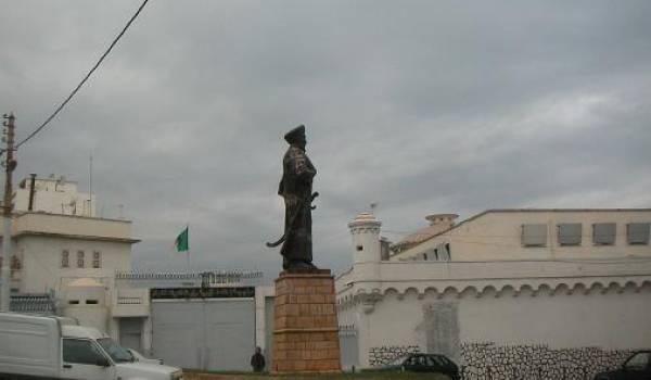 58 nationalistes algériens ont été exécutés dans la prison de Serkadji