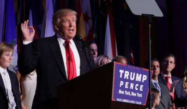 Donald Trump. Photo AFP