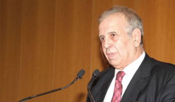 Farouk Ksentini s'est lâché honteusement sur les réfugiés africains en Algérie.