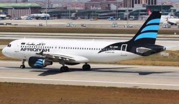 Un avion de cette compagnie libyenne détourné vendredi sur Malte
