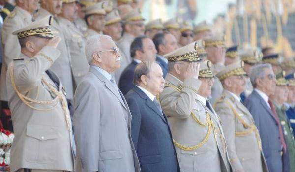 Abdelaziz Bouteflika a été ramené par l'Armée pour prendre la présidence.