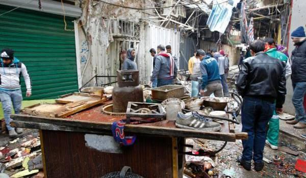 27 morts dans un double attentat de Daech à Bagdad — Irak