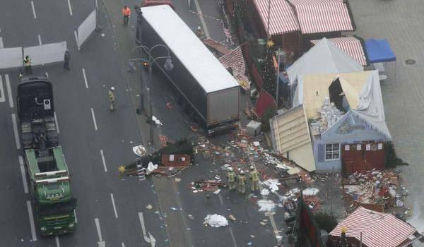 L'attaque au camion-bélier a fait 12 morts.